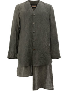 куртка асимметричного кроя Uma Wang