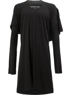 многослойная футболка  Uma Wang