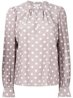 блузка в горох Marc Jacobs