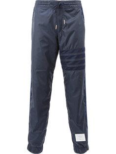 брюки с контрастными полосками  Thom Browne