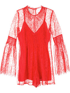 Hands To Myself playsuit Alice Mccall