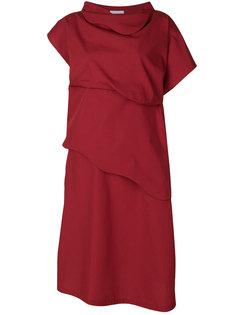 платье с многослойным эффектом Société Anonyme