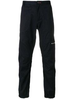 зауженные брюки с карманами на молнии Ps By Paul Smith