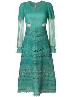 кружевное платье Affinity Three Floor