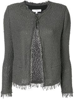 приталенный пиджак с бахромой  Iro