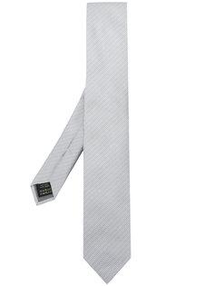 одноцветный галстук Corneliani