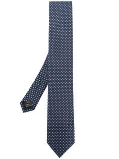 галстук в горох Corneliani