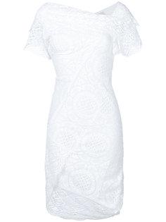 асимметричное кружевное платье Vivienne Westwood