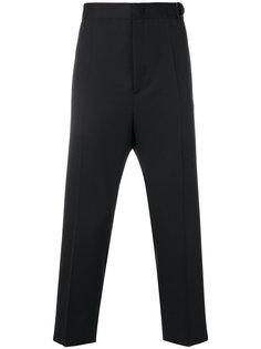 брюки с высокой талией Jil Sander