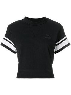 футболка с полосками  Puma