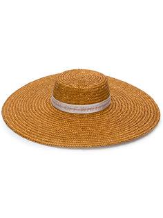соломенная шляпа Industrial Off-White