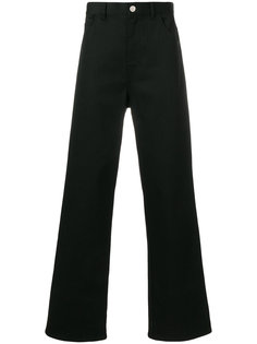 джинсы свободного кроя  Raf Simons