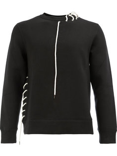 drawstring-detail sweatshirt Craig Green