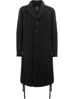 пальто на пуговицах Craig Green