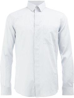 поплиновая рубашка с текстурными полосками Craig Green