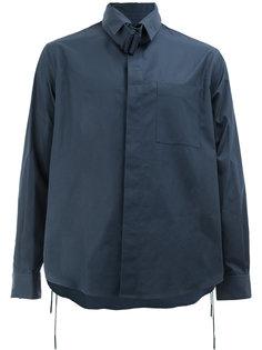banded collar shirt Craig Green