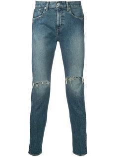 джинсы кроя слим monkey time