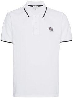 футболка-поло с тигром  Kenzo