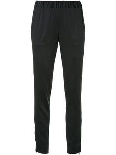 elasticated waist cigarette trousers 08Sircus