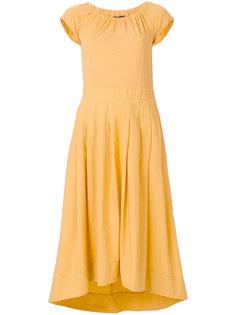 расклешенное платье Roberto Collina