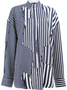 рубашка в полоску  Haider Ackermann