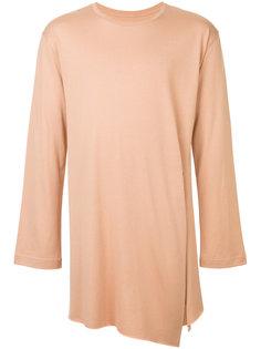 asymmetric long sleeve T-shirt Bed J.W. Ford
