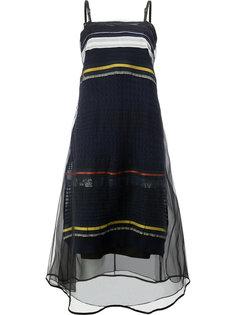 многослойное А-образное платье  Quetsche