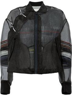 полупрозрачная куртка  Quetsche