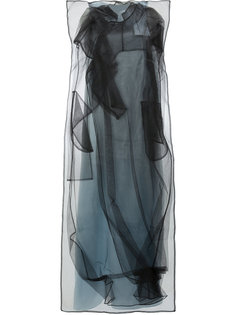 многослойное платье  Quetsche