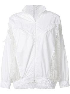 кружевная куртка на молнии  Almaz