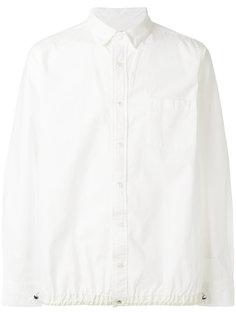 рубашка с нагрудным карманом Sacai