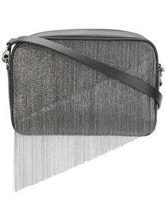 декорированная сумка на плечо Fabiana Filippi