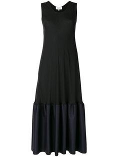 платье-сарафан с оборкой  Maison Margiela