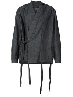 куртка-рубашка в стиле кимоно Siki Im