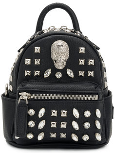 мини-рюкзак Shiny Skull Philipp Plein