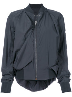 присборенная куртка-бомбер  Rick Owens