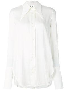 рубашка с объемным воротником Ellery