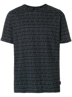 футболка в пунктирную полоску Ps By Paul Smith