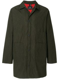 пальто с накладными карманами Ps By Paul Smith