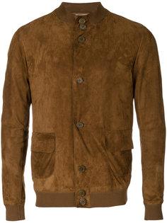 куртка на пуговицах Salvatore Santoro