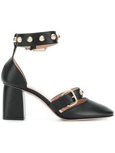 туфли с заклепками Dottyred Red Valentino
