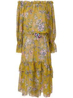 объемное платье Sofia Anjuna