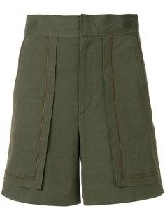 шорты с завышенной талией Isabel Marant