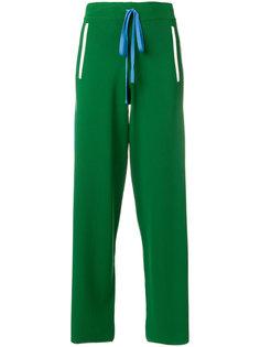 расклешенные брюки Runner P.A.R.O.S.H.