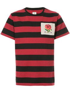 футболка в полоску Kent & Curwen