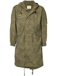 камуфляжная куртка Kent & Curwen