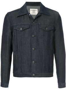 классическая джинсовая куртка Kent & Curwen