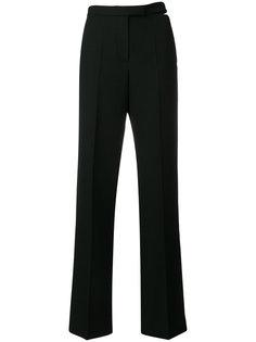 классические брюки с высокой талией и отрезной деталью Maison Margiela