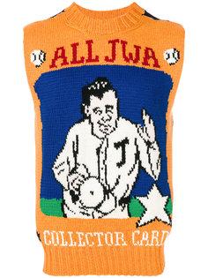свитер-топ All Jwa JW Anderson