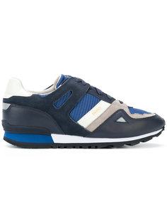 кроссовки на шнуровке с логотипом Boss Hugo Boss